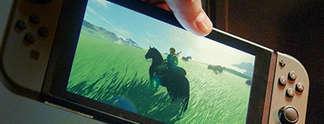 Nintendo Switch: Neues Bild zeigt die Benutzeroberfläche