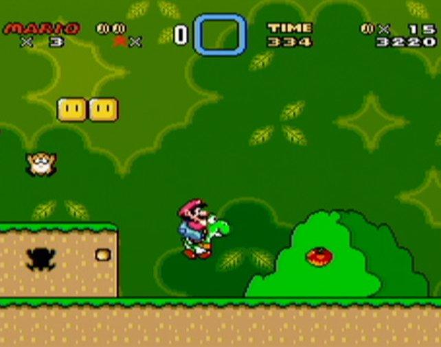 Super Mario World erschien bereits 1990 in Japan, kam aber erst 1992 nach Europa.