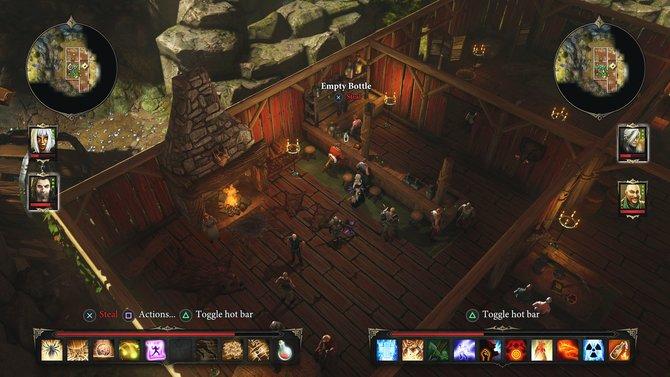Divinity - Original Sin Enhanced Edition bringt das Rollenspiel auch auf die Konsolen.