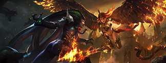 Die neuen Mythic Heroes