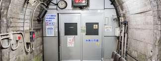 Panorama: Fallout: Dystopische Bahnstation in Japan k�nnte auch ein Bunker sein