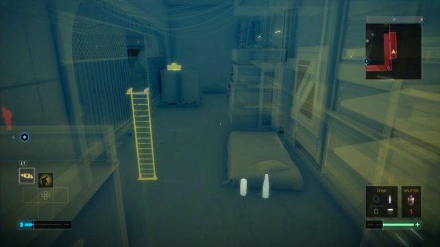 """Nutzt den Skill """"Smart-Vision"""" um Objekte im Raum zu identifizieren."""
