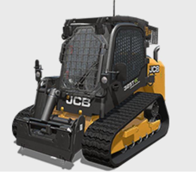 Kompaktlader: JCB 325T Zurück zum Artikel