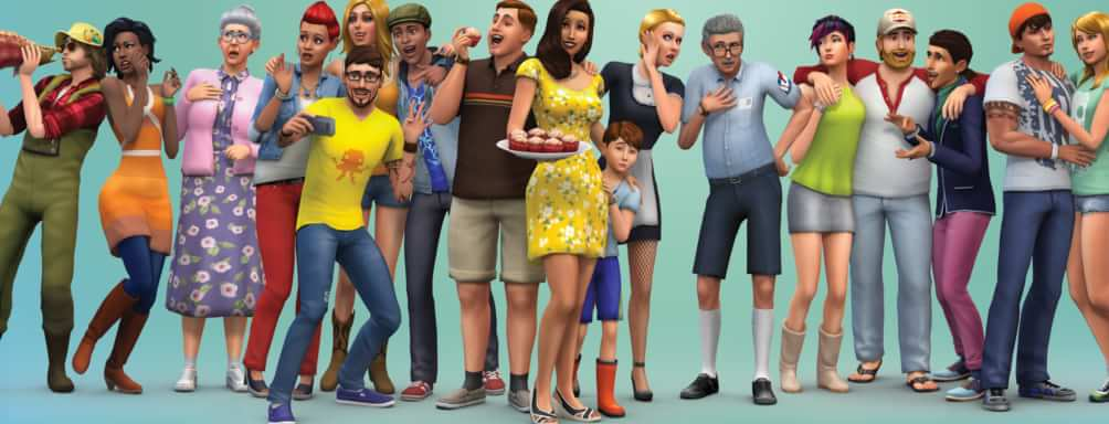 Was hat sich seit dem Start von Die Sims 4 getan?