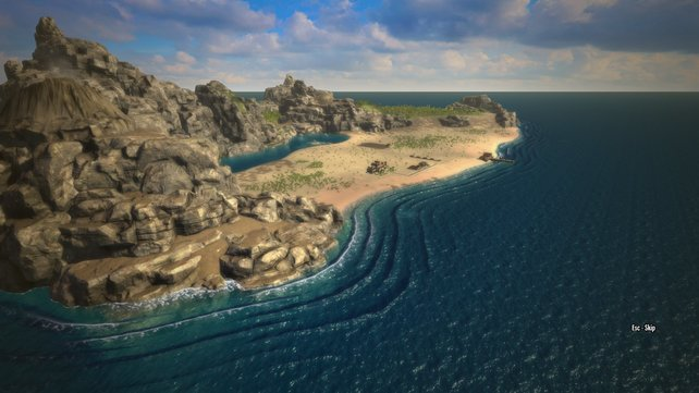 Eure Aufgabe lautet: Erschafft euer eigenes Inselparadies!