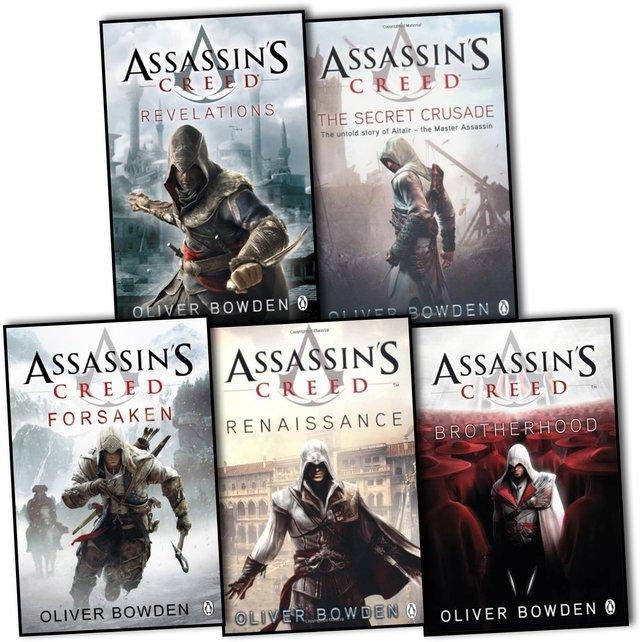 Eine Auswahl der veröffentlichten Bücher.