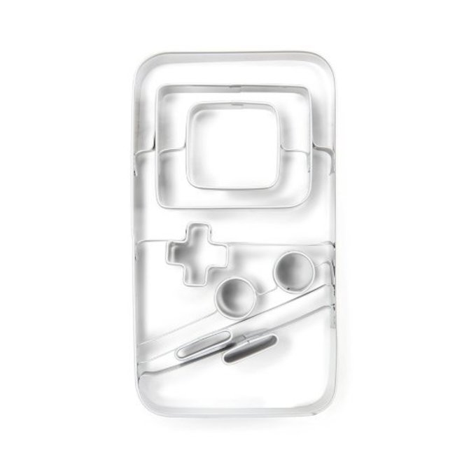 """Lust auf Plätzchen in """"Game Boy""""-Form? Dann solltet ihr euch diese Form zu legen, die gibt's auf Amazon für rund 3 Euro."""