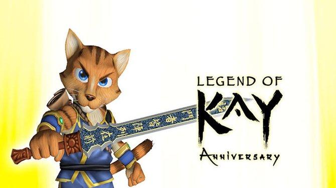 Kampfkater Kay hat inzwischen zehn Jahre auf dem Buckel. Grund genug, für Entwickler Kaiko ...