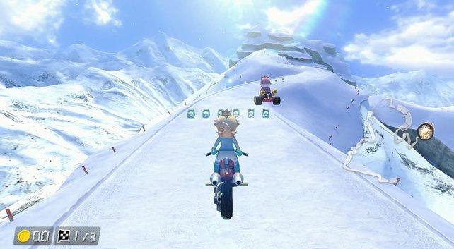 Unter Spielern ist Wario-Abfahrt eine der beliebtesten Strecken in Mario Kart 8.