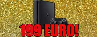 PlayStation 4 Slim (500 GB) für 199 Euro - jetzt bei Media Markt
