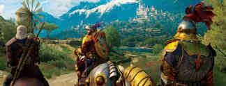 The Witcher 3 - Blood and Wine: So viel Speicherplatz ben�tigt ihr und neue Bilder