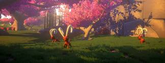 Yonder - The Cloud Catcher Chronicles: Bunt und statisch