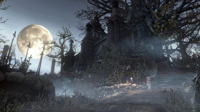 """Im """"Traum des Jägers"""", also quasi eurer Zentrale in Bloodborne, trefft ihr auf Gehrman."""