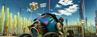 """Rocket League: Kostenlose Inhalte aus dem """"Portal""""-Universum unterwegs"""