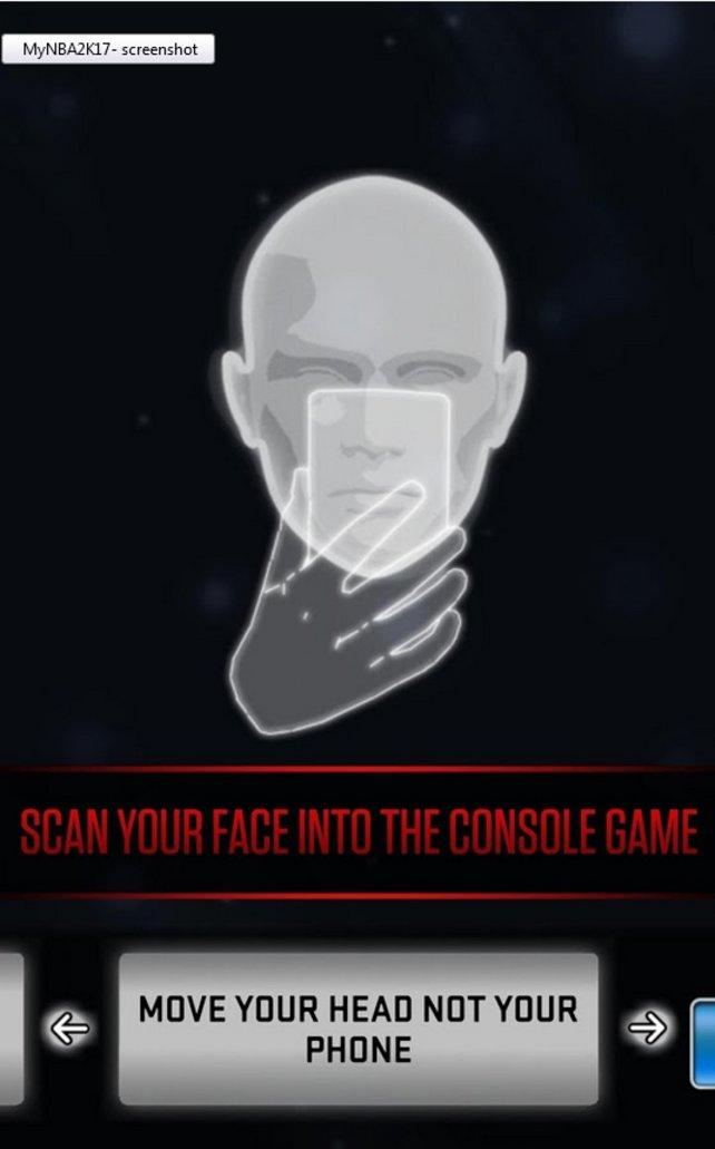 """Im Folgenden geben wir euch einige Tipps für den """"optimalen"""" Gesichts-Scan."""