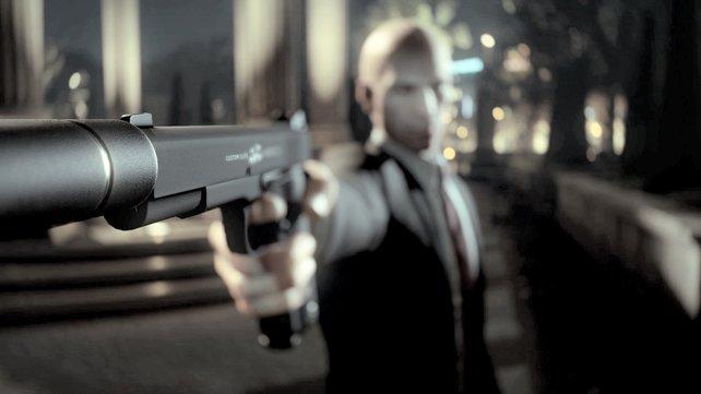 Auch wenn Agent 47 ein Meisterschütze ist, mit Waffengewelt kommt man nicht immer zum Ziel.