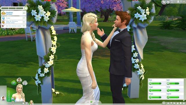 Das Leben der Sims ist herrlich normal - und doch völlig absurd.
