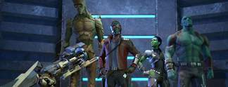 Tests: Marvel's Guardians of the Galaxy - The Telltale Series: Eine kurze Episode der Galaxie