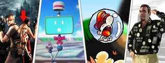 10 Videospiel-Figuren, die euch den letzten Nerv rauben!