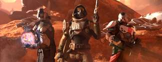 Previews: Destiny: Alpha-Version des Shooters angespielt