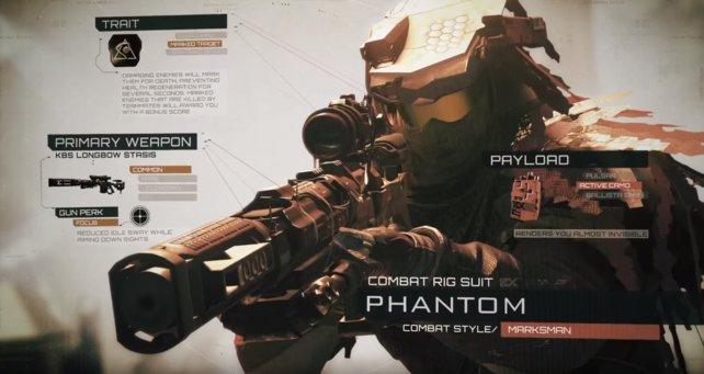 Combat Rig – Phantom