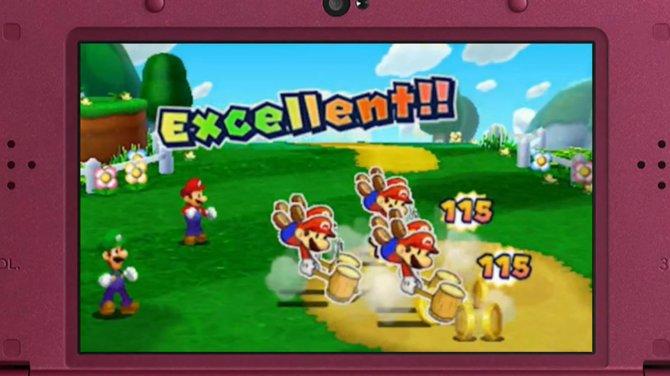 Mario & Luigi - Paper Jam: Und plötzlich waren es drei Brüder.