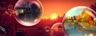3 neue für PS4 im Test: Firewatch, The Witness und Gone Home