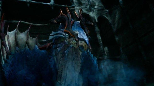 Quetzalcoatl hatte u.a. in Final Fantasy 8 einen Auftriff als Guardian Force.
