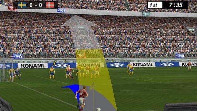 Alles hat ein Ende: Mit International Superstar Soccer 3 erledigt das Konami-Entwicklerteam aus Osaka einen prima letzten Job.
