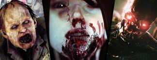 Top 10: Die besten Horror-Spiele 2016 im Video