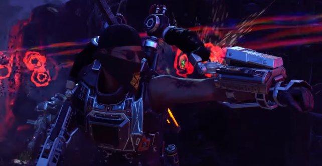 Neue Kämpfer-Klassen nehmen den Kampf gegen die Aliens auf.