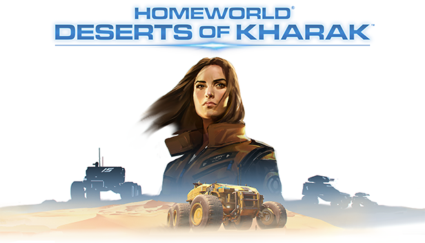 Homeworld - Deserts of Kharak