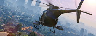 Tests: GTA 5: Open-World-Kult endlich auf PS4 und Xbox One