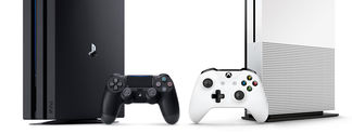 Das Duell: PlayStation 4 Pro versus Xbox One S