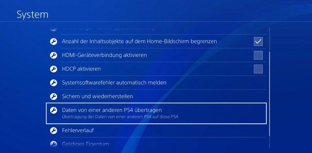 Wir zeigen es euch: Das alles benötigt ihr, wenn ihr Daten auf eine neue PS4 übertragen möchtet.