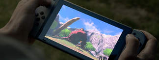 Nintendo Switch: PC-Spiele sollen bald auf Nintendos Konsole gestreamt werden k�nnen