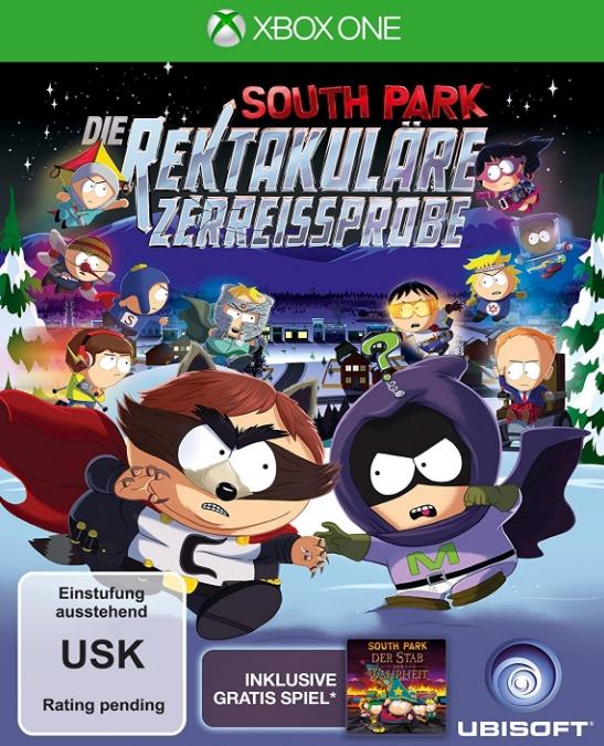 South Park - Die rektakuläre Zerreißprobe