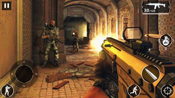 Der grafisch aufwändige Ego-Shooter Modern Combat 5 ist endlich für Android erschienen.