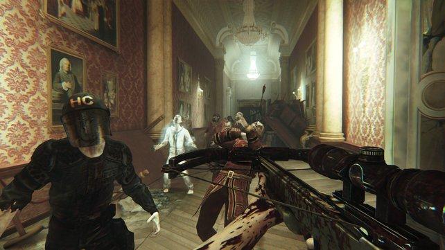Ubisofts Untoten-Spektakel gibt es nicht nur für Wii U, sondern zuletzt auch für PC und weiteren Konsolen.