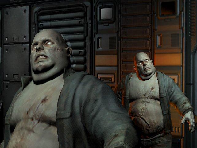 Doom 3: Einfach nur fett.