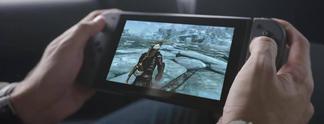 Nintendo Switch: Angeblich mit 720p-Bildschirm und Multi-Touchscreen