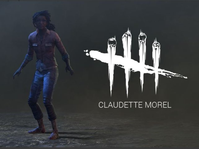 Claudette Morel