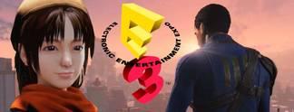 E3-Pressekonferenzen, Fallout 4, Shenmue 3 - Der Wochenrückblick