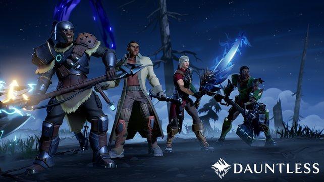 Bis zu vier Spieler können bisher gleichzeitig auf die Jagd gehen. Größere Gruppen sind angedacht.