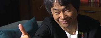 Panorama: Miyamoto und Aounuma verraten Links vollst�ndigen Namen