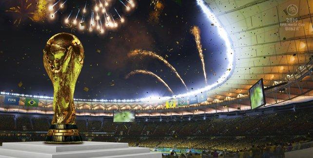Das Finale der Fußball-Weltmeisterschaft findet am 13. Juli im Estadio de Maracana in Rio de Janeiro statt.