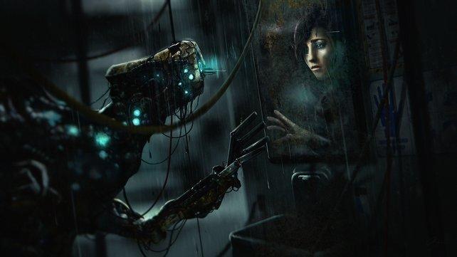 Maschine oder Mensch?