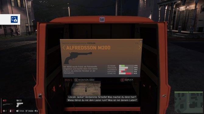 Alfredsson M200 Zurück zum Artikel