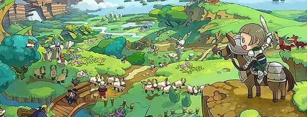 Harvest Moon + Animal Crossing + Final Fantasy
