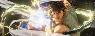 Vorschauen: Street Fighter 5: Beim allerersten Anspiel-Termin fliegen die Fetzen